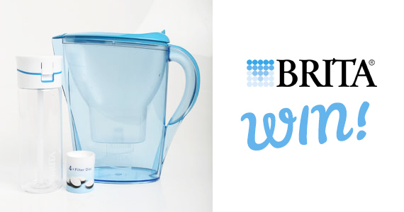 Win a Brita Hamper Valued at R600