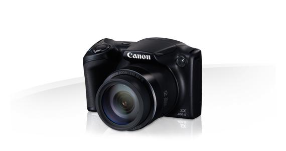 Win a Canon Camera Valued at R2000