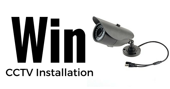 Win a CCTV Home Security Installation