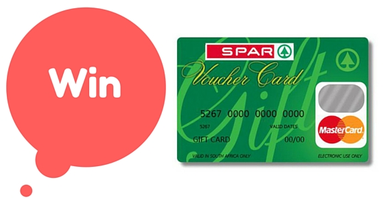 Win a R1 000 Spar Voucher