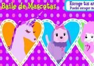 Imagen del juego: Baile de mascotas