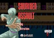 Imagen del juego: Shuriken Assault