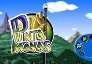 Imagen del juego: Pinta Monas
