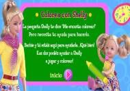 Colorea con Shelly