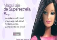 Imagen del juego: Maquillaje de Superestrella