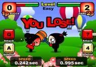Imagen del juego: Piedra Papel Tijera (MUK-CHI-PA game)