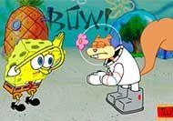 Imagen del juego: SpongeBob's KahRahTay Contest