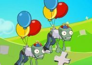 Plantas y Zombies: Angry Zombies
