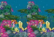 Las diferencias del océano fantástico