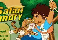 Imagen del juego: Diego en el Safari de la memoria