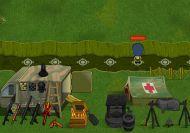 Imagen del juego: Soldados mascotas