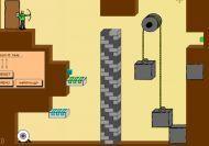 Imagen del juego: El arquero Adam