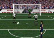 Marcando gol de chilena
