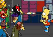 Imagen del juego: Bart Simpson Zombie Kaboom