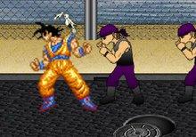 Imagen del juego: Dragon Ball Z: Goku Fusion