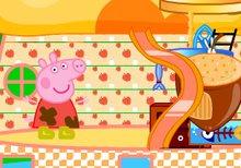 Decora la casa seta de Peppa Pig