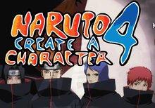 Imagen del juego: Crea tu personaje de Naruto 4