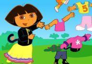 Los disfraces divertidos de Dora