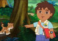 Imagen del juego: Diego en la selva africana