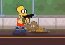 La defensa de la ciudad de los Simpson