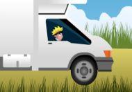 Naruto y la autocaravana