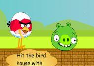 La escapada en huevo de los Angry Birds