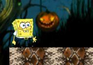 Imagen del juego: Bob Esponja en Halloween