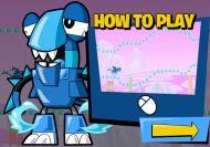 Imagen del juego: El camino de frío de los Mixels Frosticons