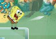 Imagen del juego: Bob esponja bubble