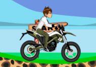 Ben 10 motocicleta