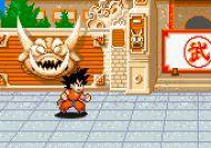 Imagen del juego: Dragon Ball Z Goku jump