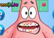 El problema dental de Patricio Estrella