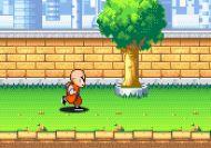 Imagen del juego: Flappy Goku