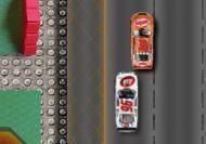 Imagen del juego: Carrera de coches de juguete