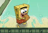 Imagen del juego: Bolos con Bob Esponja
