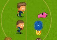 Imagen del juego: Corriendo con el Fútbol Club Barcelona