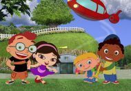 Puzzle de los Little Einsteins