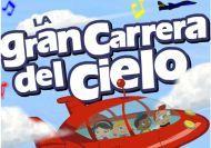 Imagen del juego: La gran carrera del cielo