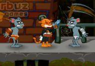 Los ratones zombies