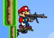 Imagen del juego: Mario Bomb Pusher