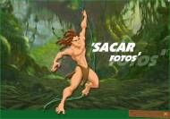 Tarzan: Sacar fotos