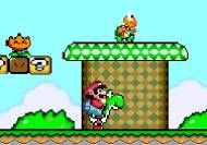 Imagen del juego: Create your own Super Mario World level