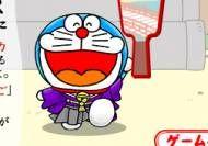 Imagen del juego: Juego de Doraemon de bádminton