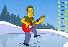 Imagen del juego: The Simpsomaker - Crea a tu propio Simpson