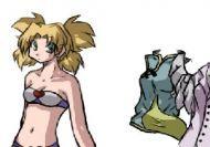 Imagen del juego: Vestir Chicas Ninja de Naruto