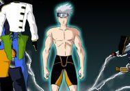 Imagen del juego: Vestir a Kakashi