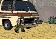 Imagen del juego: Ben 10 - Persecución salvaje