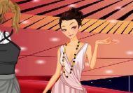 Vestir chica elegante