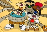 Codename: Kids Next Door - Enterrados