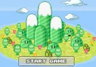 Super Mario Bros 2 Star Scramble